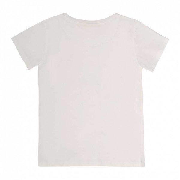 Bass T-shirt Rose White
