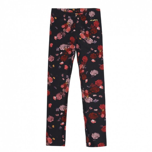 Paula Leggings AOP Bloom India Ink