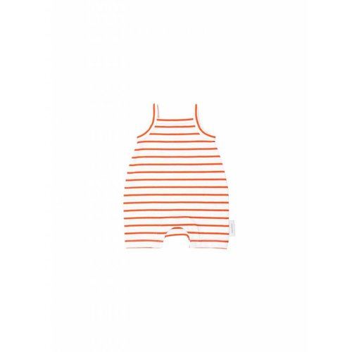 Tinycottons Small Stripes SL Short onepiece jumpsuit