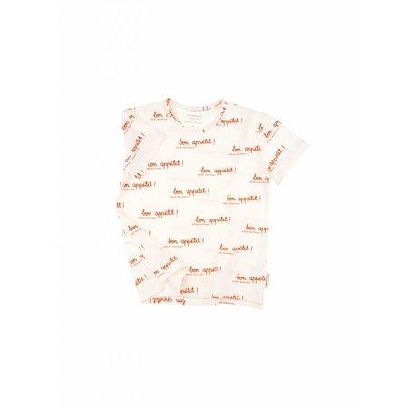 Tinycottons Bon Appétit SS Tee shirt