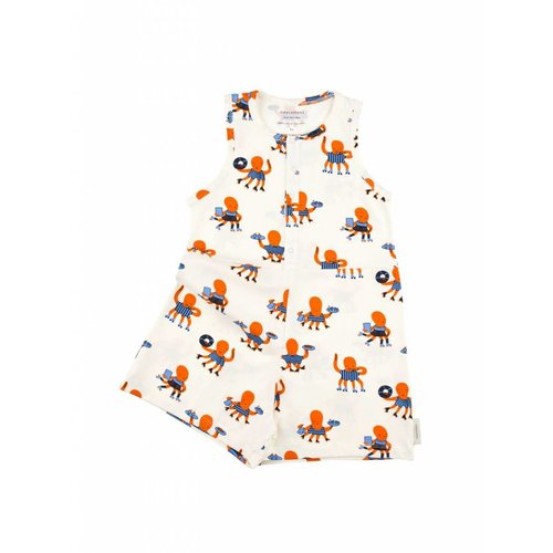 Tinycottons Octopus Relaxed Onepiece