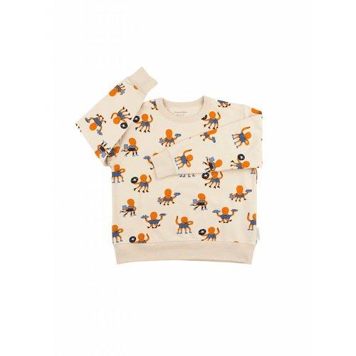 Tinycottons Octopus FT Sweatshirt trui