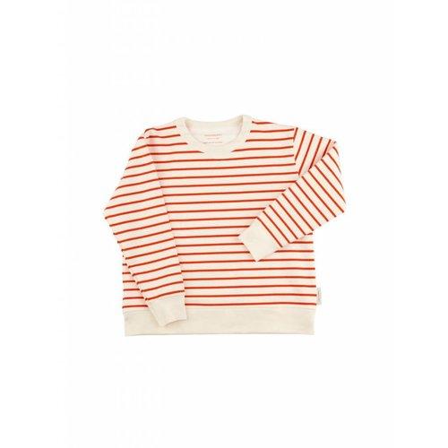 Tinycottons Small Stripes FT Sweatshirt trui
