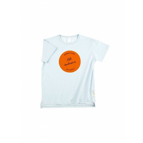Tinycottons All Inclusive SS Relaxed Graphic Tee shirt