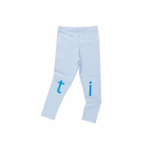 Tinycottons T-I-N-Y logo pant broek