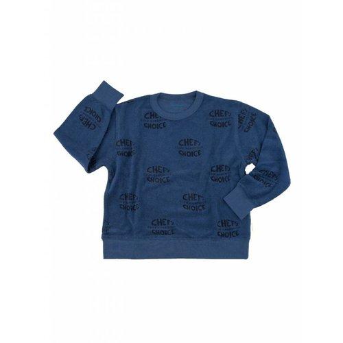 Tinycottons Club Sandwich Towel Sweatshirt trui