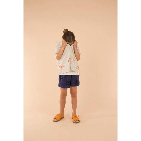 Club Sandwich Towel Short korte broek