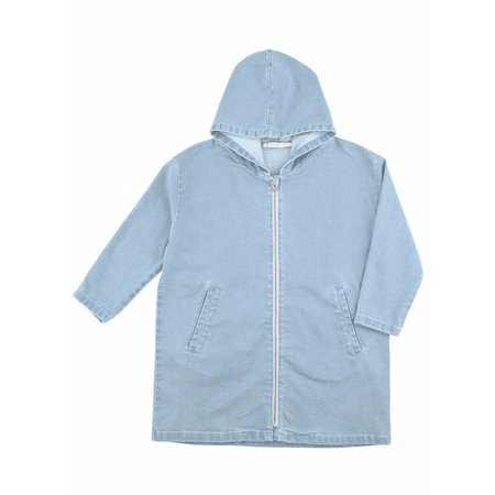 Tinycottons Denim Oversized Jacket jas