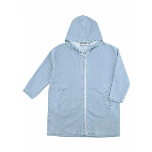 Tinycottons Denim Oversized Jacket jas