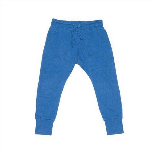 MINGO Slim Fit Jogger True Blue broek