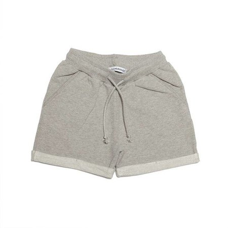 MINGO Short Grey korte broek