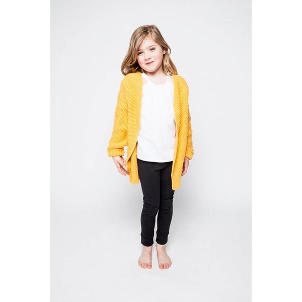 Cardigan Mari Gold