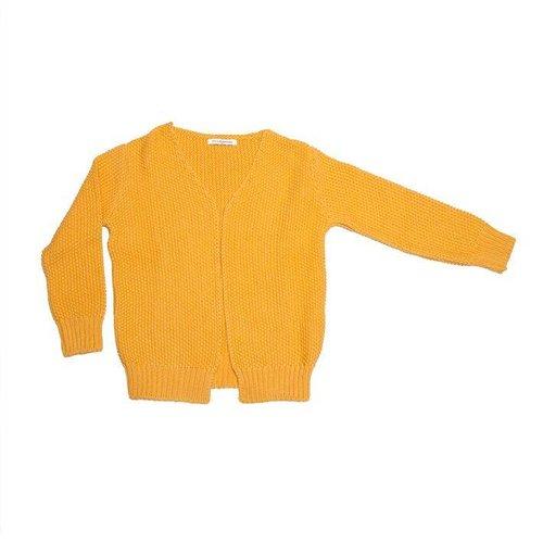 MINGO Cardigan Mari Gold vest