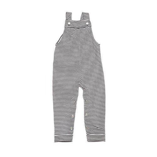 MINGO Salopette b/w Stripes jumpsuit