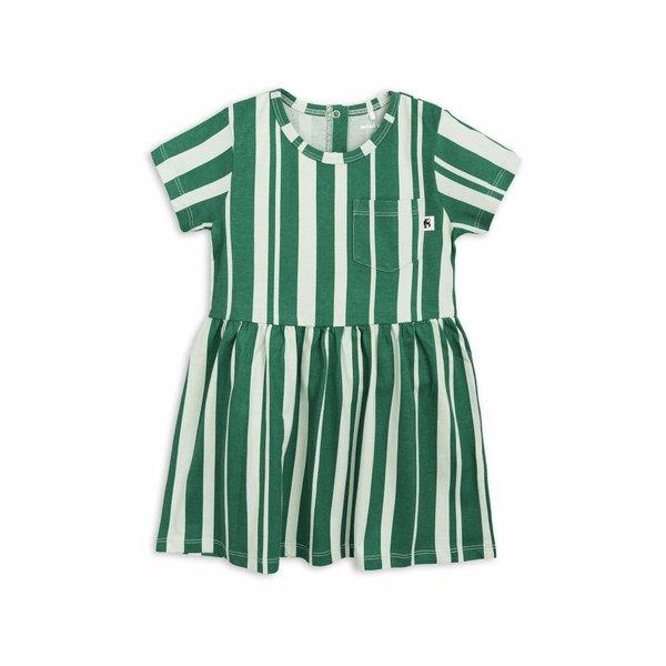 Odd Stripe SS Dress