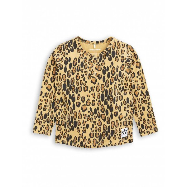 Basic Leopard Grandpa shirt