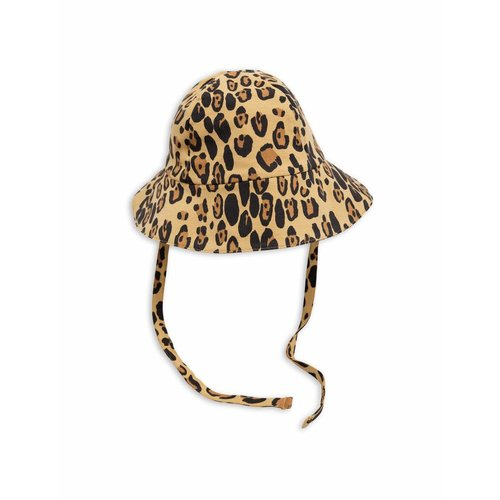 Mini Rodini Basic Leopard Sunhat