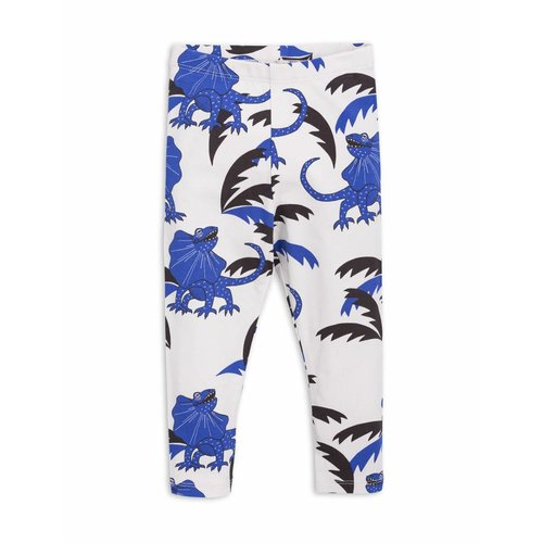 Mini Rodini Draco Leggings Blue