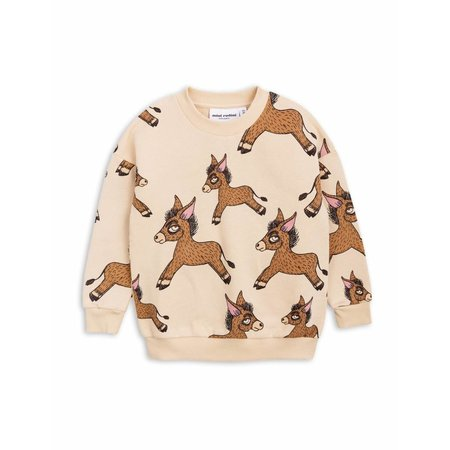 Mini Rodini Donkey AOP Sweatshirt