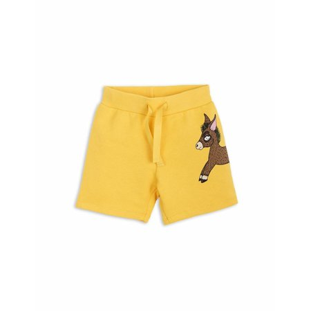 Mini Rodini Donkey SP Sweatshorts korte broek