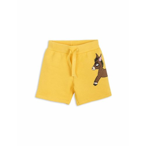 Mini Rodini Donkey SP Sweatshorts korte broek
