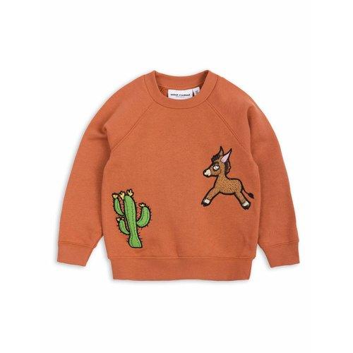 Mini Rodini Donkey Cactus Sweastshirt trui