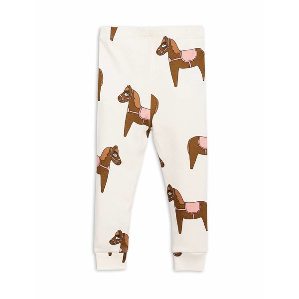 Horse Leggings Pink
