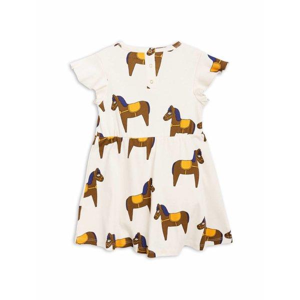 Horse Dress yellow