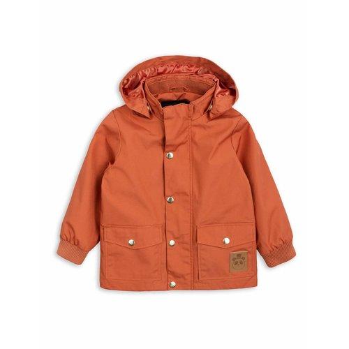 Mini Rodini Pico Jacket Orange jas