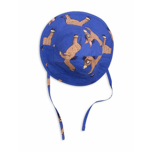 Mini Rodini Donkey Sun Hat hoed