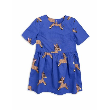 Mini Rodini Donkey Woven Dress