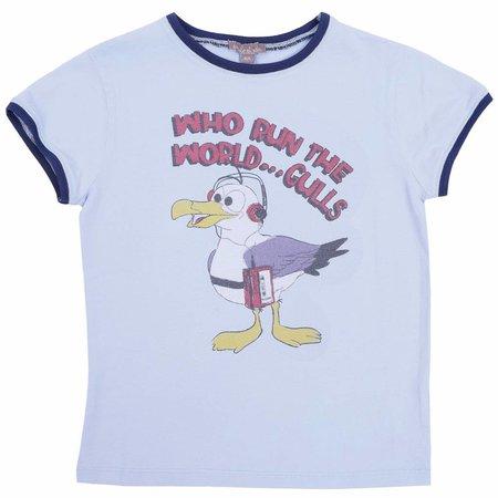 Emile et Ida Tee Shirt Ciel Mouette
