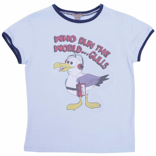 Tee Shirt Ciel Mouette