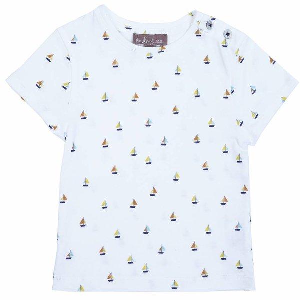 Tee Shirt Craie AO Bateau