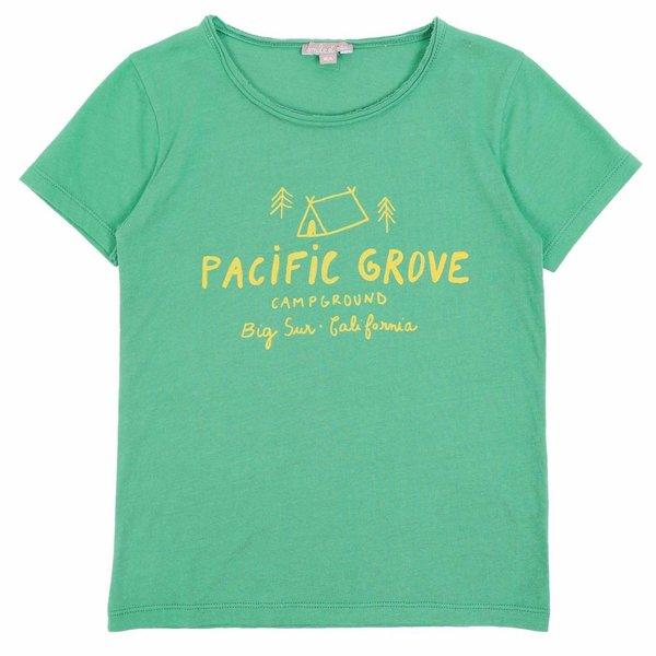 Tee Shirt Vert Pacific
