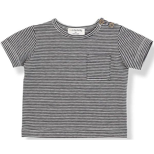 Albert Short Sleeve t-shirt Blu Notte
