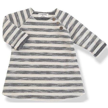 1+ in the Family Aiko Dress Blu Notte jurk
