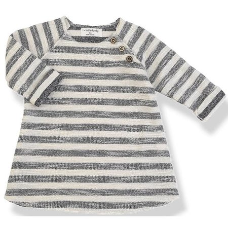 1+ in the Family Aiko Dress Blu Notte