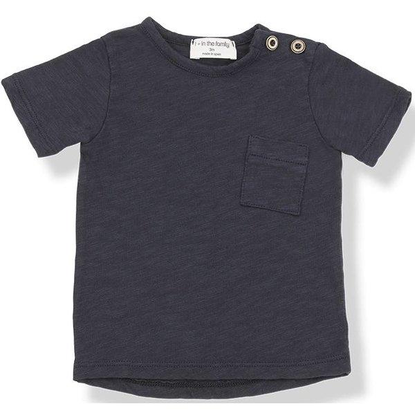 Judd Short Sleeve Blu Notte shirt