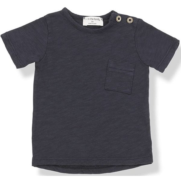 Judd Short Sleeve Blu Notte