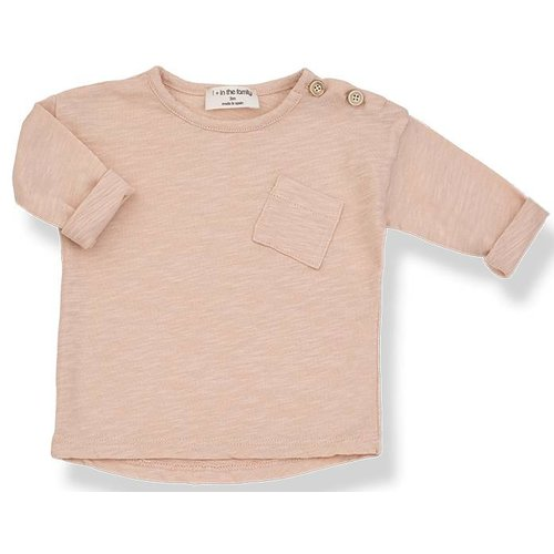 1+ in the Family Jasper Long Sleeve T-shirt Alba