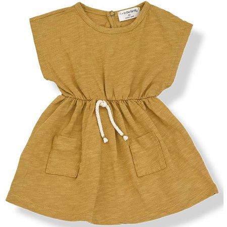 1+ in the Family Katya Dress Mustard