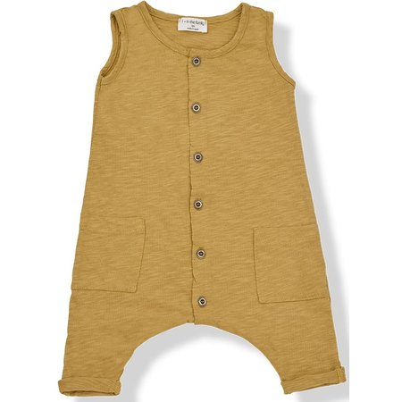 1+ in the Family Wassily Jumpsuit Mustard
