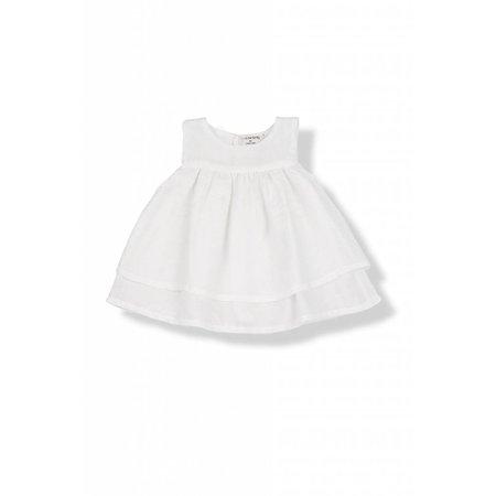 1+ in the Family Ilaria Dress Off White jurk