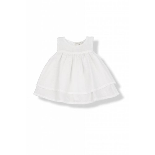 1+ in the Family Ilaria Dress Off White jurk