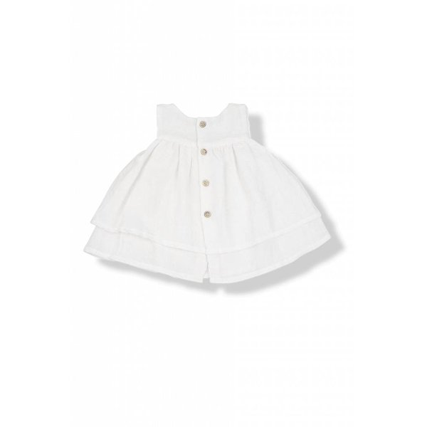 Ilaria Dress Off White