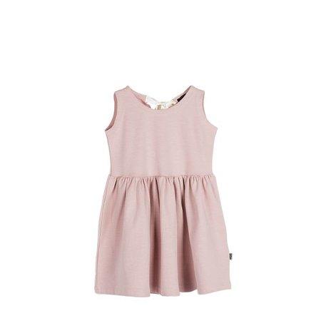 House of Jamie Oversized Summer Dress Powder Pink