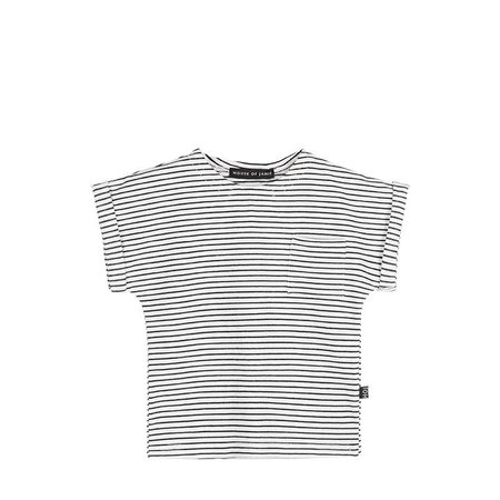 House of Jamie Batwing Tee Little Stripes shirt