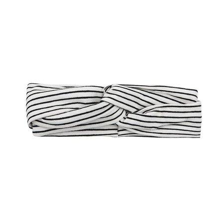 House of Jamie Turban Headband Little Stripes