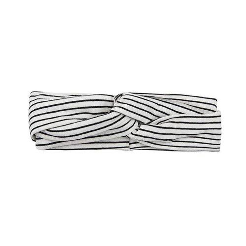 House of Jamie Turban Headband Little Stripes haardband